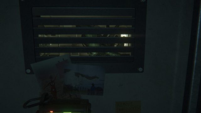Alien: Isolation in-game screen image #4