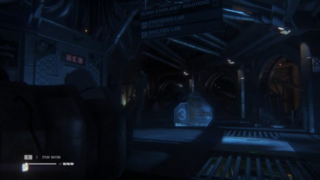 Alien: Isolation in-game screen image #3