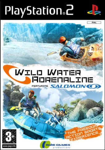 Wild Water Adrenaline featuring Salomon  package image #2