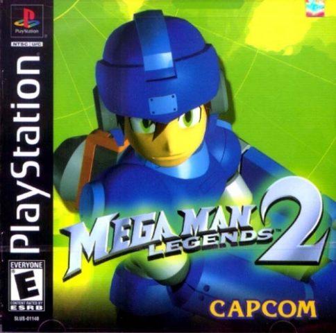 Mega Man Legends 2  package image #2