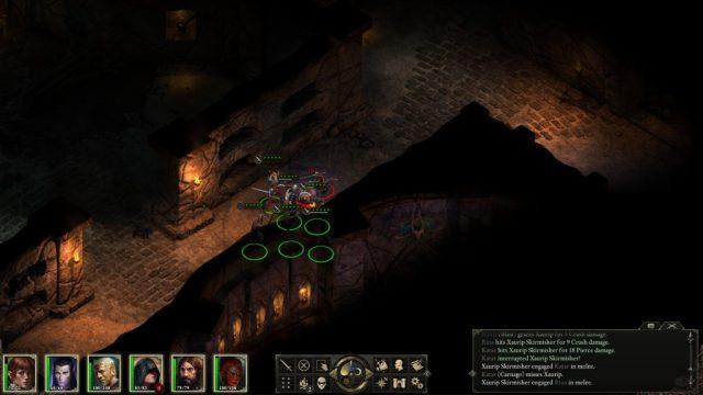 Pillars of Eternity  in-game screen image #2