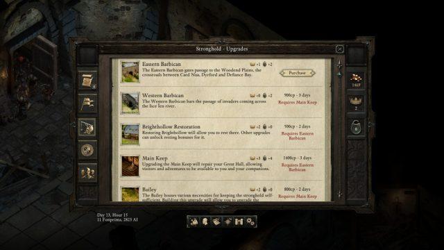 Pillars of Eternity  in-game screen image #1