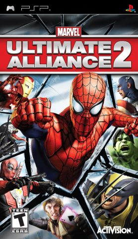 Marvel: Ultimate Alliance 2 package image #1