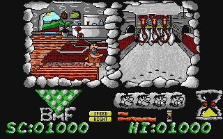 The Flintstones in-game screen image #1