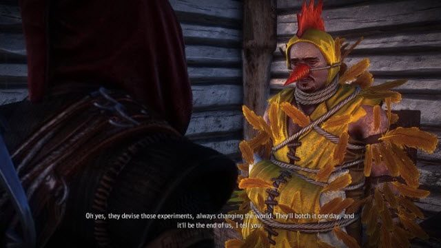 The Witcher 2: Assassins of Kings  in-game screen image #2
