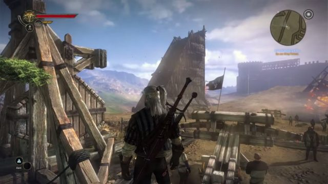 The Witcher 2: Assassins of Kings  in-game screen image #1
