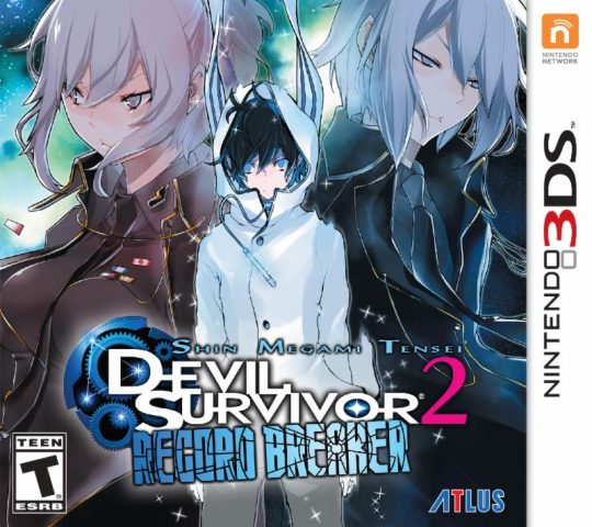 Shin Megami Tensei: Devil Survivor 2 Record Breaker  package image #1