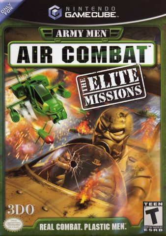 Army Men: Air Combat - The Elite Missions package image #1