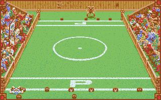 Grand Monster Slam in-game screen image #1