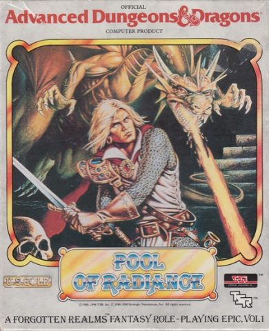 Pool of Radiance  package image #1