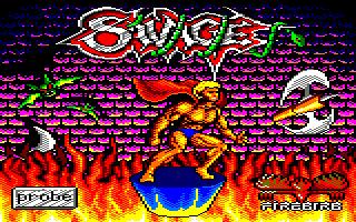 Savage title screen image #1