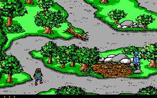 Willow: The Computer Game in-game screen image #2
