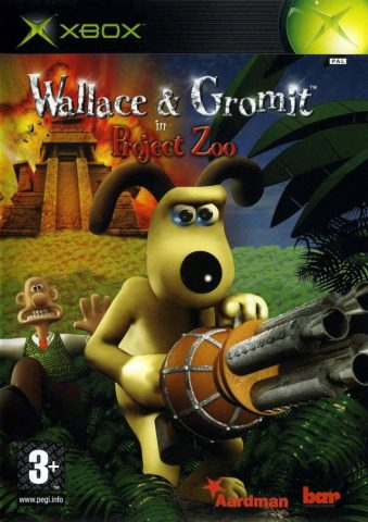 Wallace & Gromit in Project Zoo package image #1