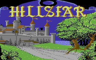 Hillsfar  title screen image #1