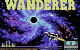 Wanderer  title screen image #1
