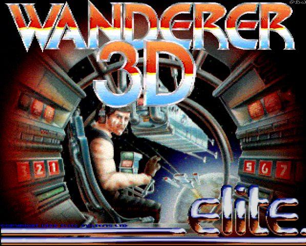 Wanderer 3D  title screen image #1