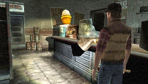 Silent Hill: Origins  in-game screen image #1