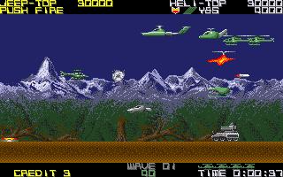 Silkworm  in-game screen image #2