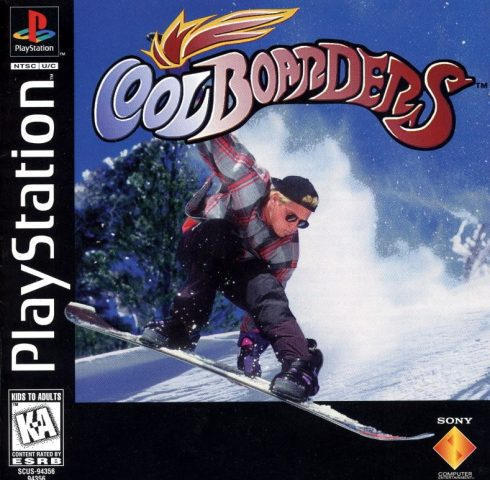 Cool Boarders package image #2