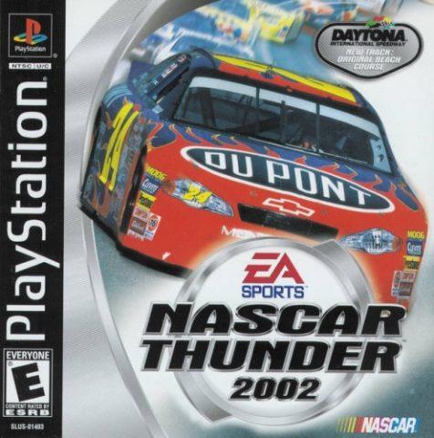NASCAR Thunder 2002 package image #1