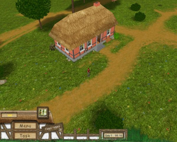 My Riding Stables  in-game screen image #2