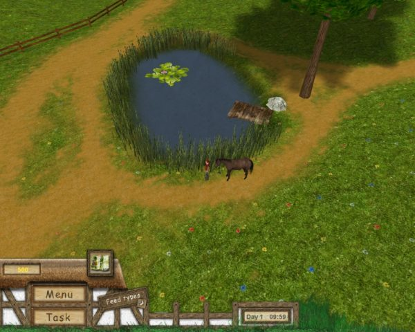 My Riding Stables  in-game screen image #1