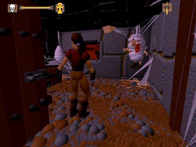 Ecstatica II in-game screen image #3