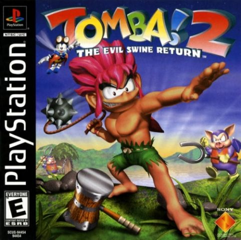 Tomba! 2: The Evil Swine Return  package image #1