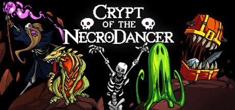 Crypt of the NecroDancer title screen image #1