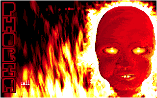 Phobia title screen image #1