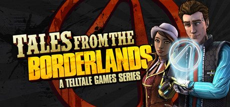 Tales from the Borderlands title screen image #1