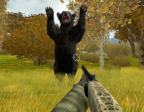 Cabela's Dangerous Hunts in-game screen image #2