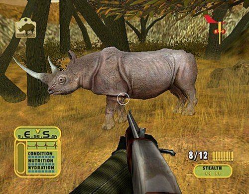 Cabela's Dangerous Hunts in-game screen image #1