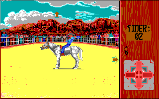 Buffalo Bill's Wild West Show  in-game screen image #2