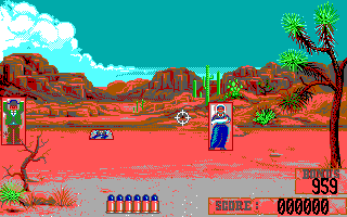 Buffalo Bill's Wild West Show  in-game screen image #1