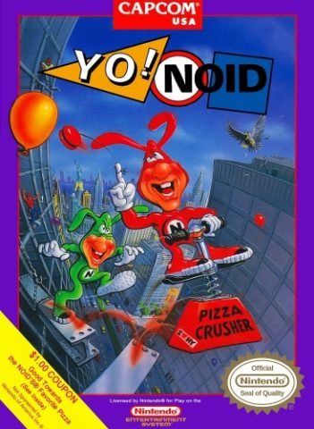 Yo!  Noid  package image #1
