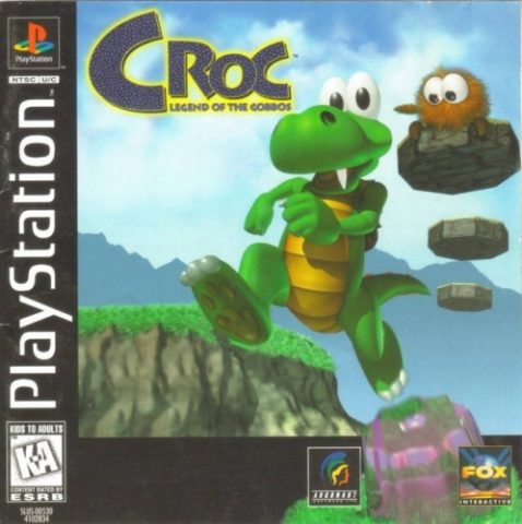 Croc: Legend of the Gobbos  package image #1