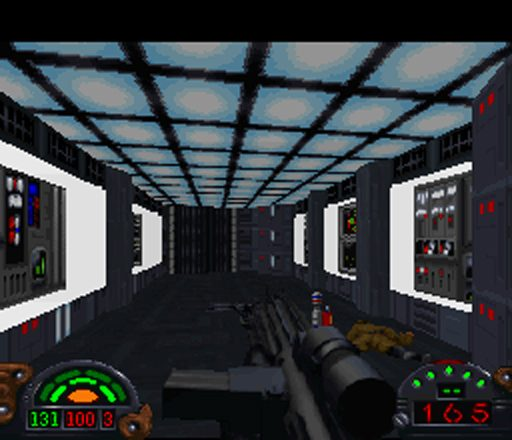 Star Wars: Dark Forces  in-game screen image #4
