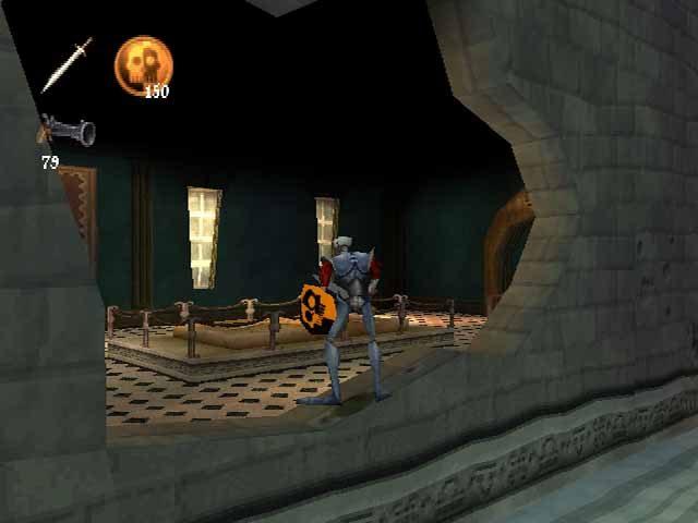 MediEvil 2  in-game screen image #2