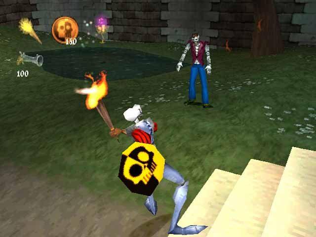 MediEvil 2  in-game screen image #1