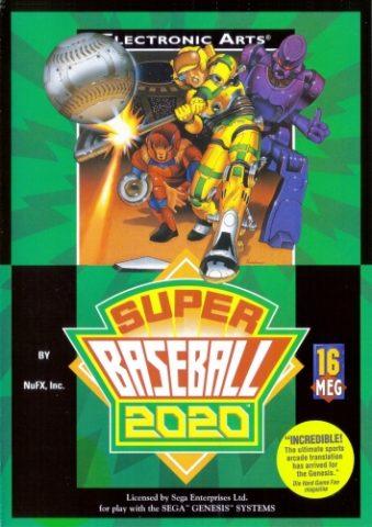 Super Baseball 2020  package image #1