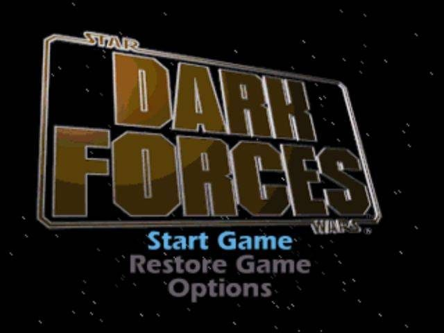 Star Wars: Dark Forces  title screen image #1