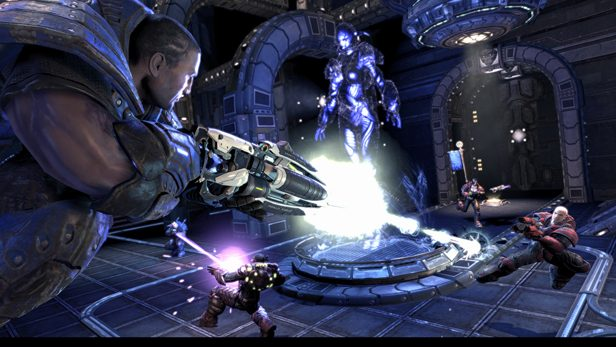 Unreal Tournament III  in-game screen image #1