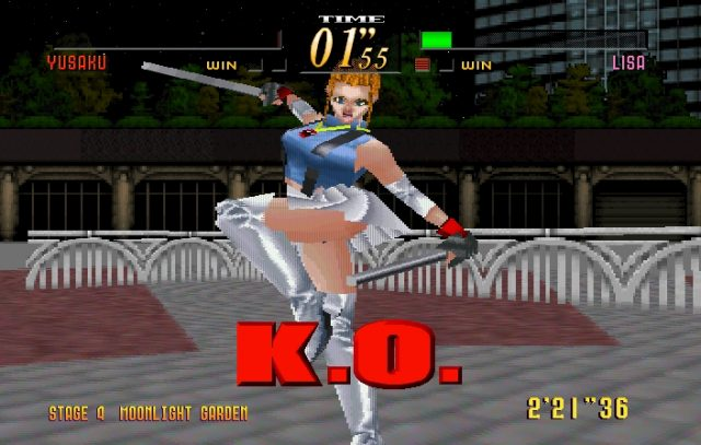 Last Bronx in-game screen image #3