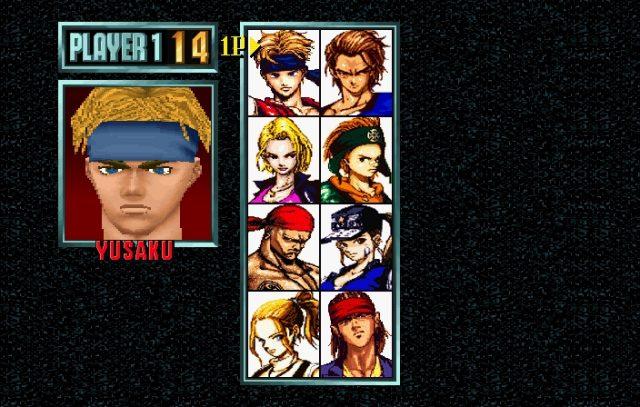 Last Bronx in-game screen image #2