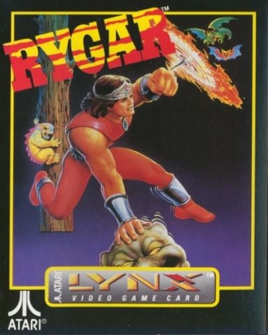 Rygar: Legendary Warrior  package image #1