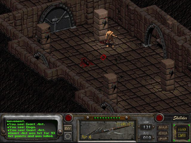 Fallout 2  in-game screen image #2