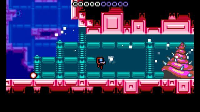 Xeodrifter in-game screen image #3