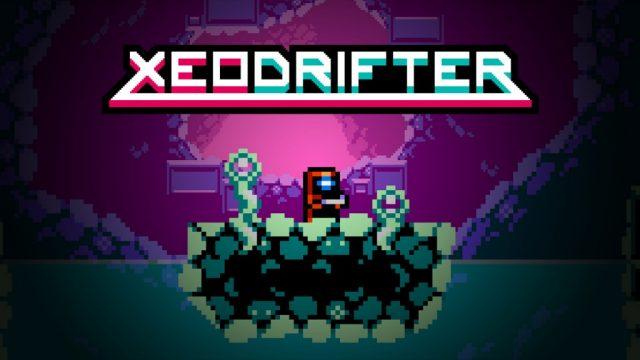 Xeodrifter title screen image #1