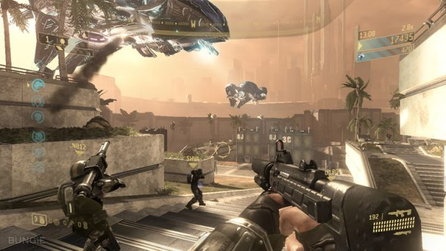 Halo 3: ODST in-game screen image #1